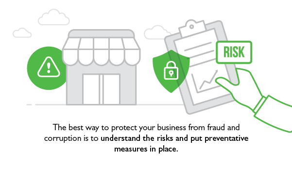 Blog Illustration 6 Types Of Fraud In Business